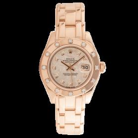 Rolex Pearlmaster 29 80315 Mặt thiên thạch