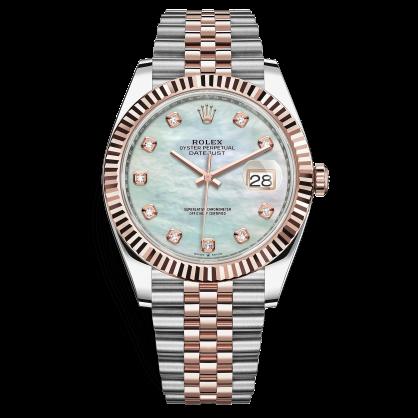 Rolex Datejust 126331 Mặt Khảm Trai
