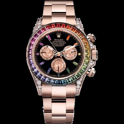 Rolex Daytona Rainbow Everose 116595RBOW