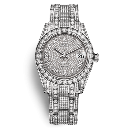 Rolex Oyster Pearlmaster 34 81409RBR-0001