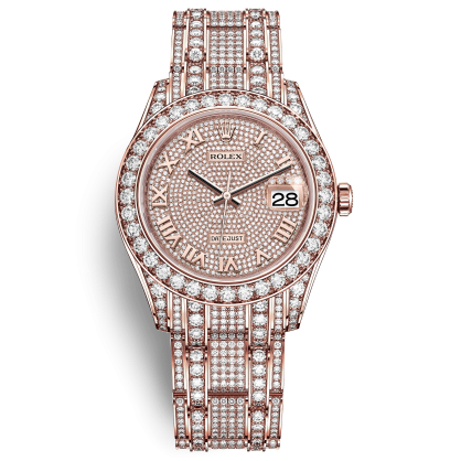 Rolex Oyster Pearlmaster 39 86405RBR-0001