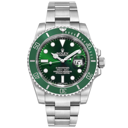 Rolex Submariner Date 116610LV 40mm