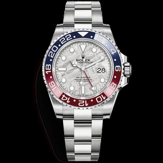 Rolex GMT Master II 126719BLRO 40mm