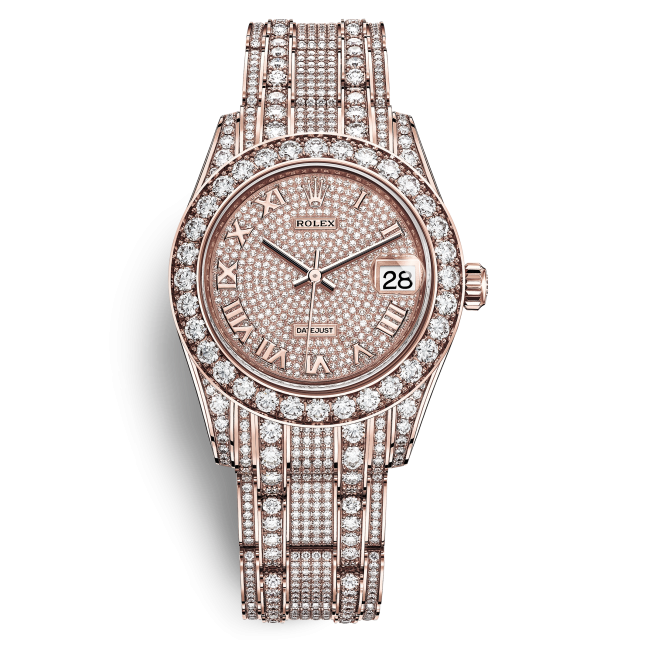 Rolex Oyster Pearlmaster 34 81405RBR-0001