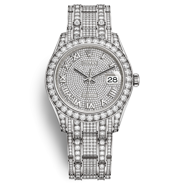 Rolex Oyster Pearlmaster 39 86409RBR-0001
