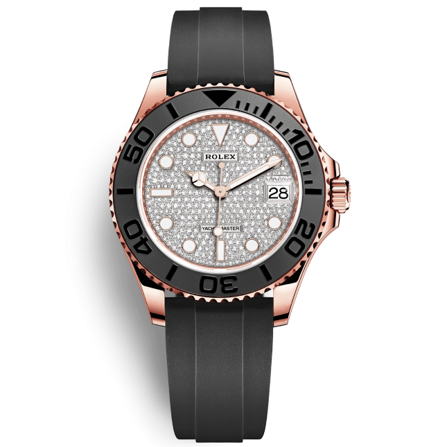 Rolex Yacht-Master 268655 Pave
