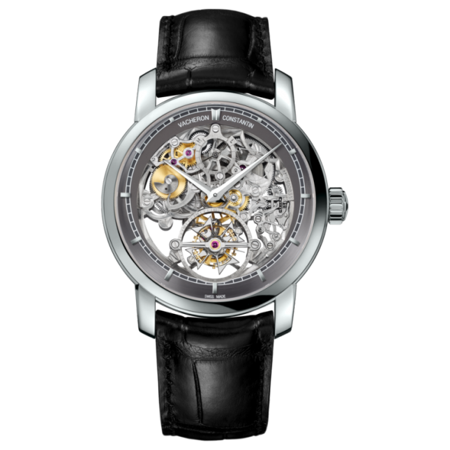 Vacheron Constantin Traditionnelle 14 Day Tourbillon