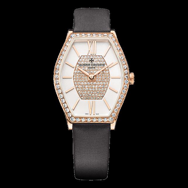 Vacheron Constantin Malte Silver Diamond Pave Dial