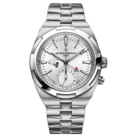 Vacheron Constantin Overseas dual time 41mm