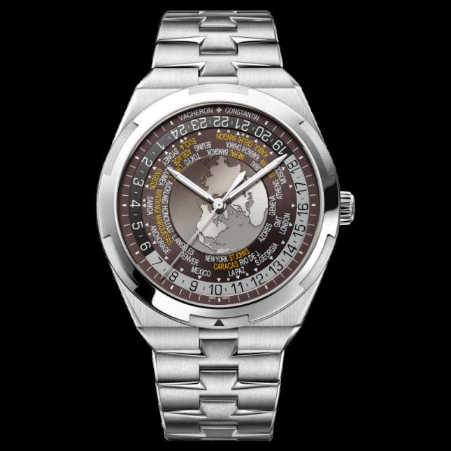 Vacheron Constantin Overseas world time 43.5mm