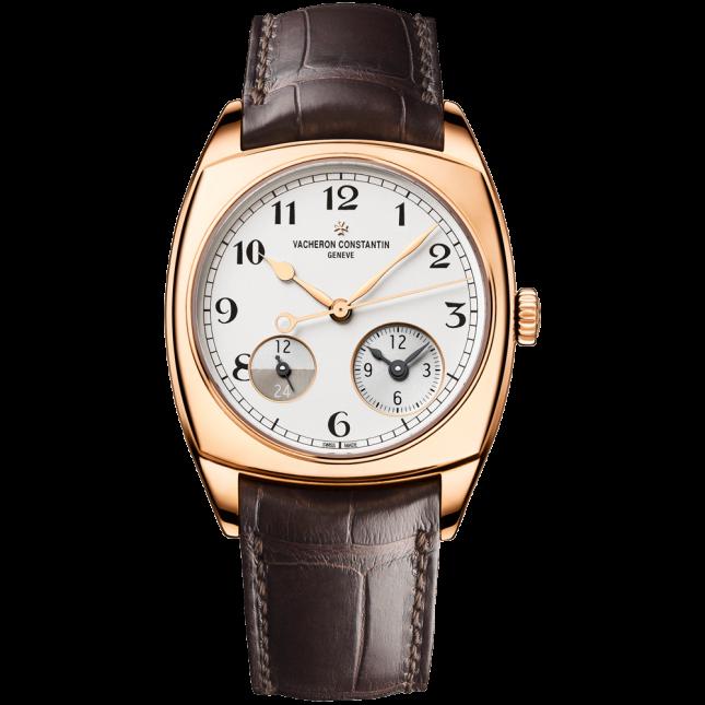 Vacheron Constantin Harmony Dual Time 7800S-000R-B140 37mm