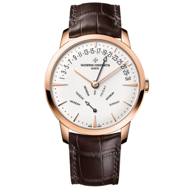 Vacheron Constantin Patrimony retrograde day-date 42.5mm 4000U/000R-B110