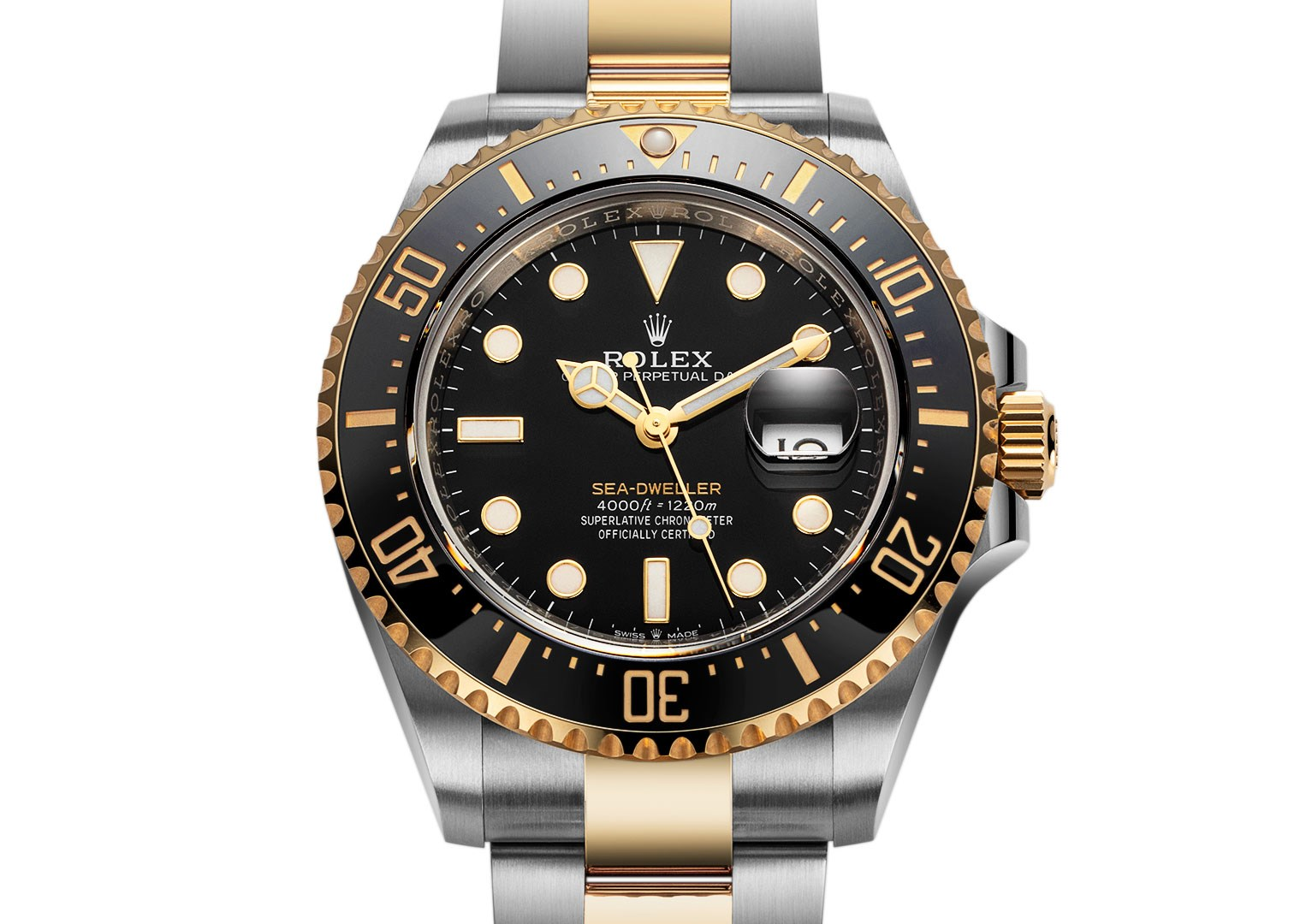 Review: Đồng hồ Rolex Sea-Dweller 126603