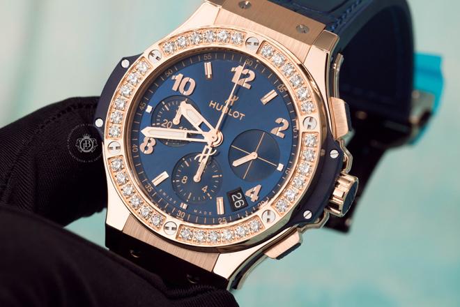 Những lưu ý quan trọng khi chọn mua đồng hồ Hublot Big Bang
