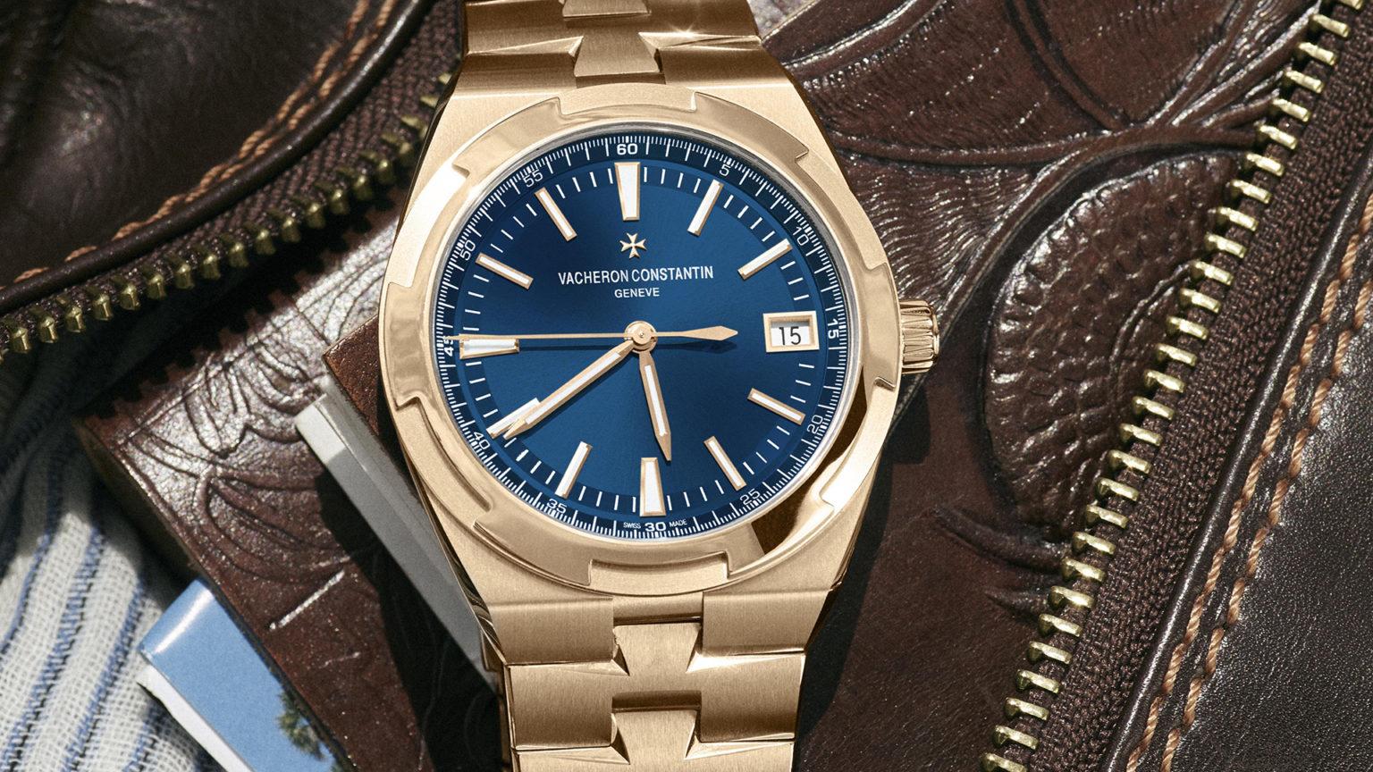 Top 5 đồng hồ Vacheron Constantin Overseas đáng chú ý nhất hiện nay
