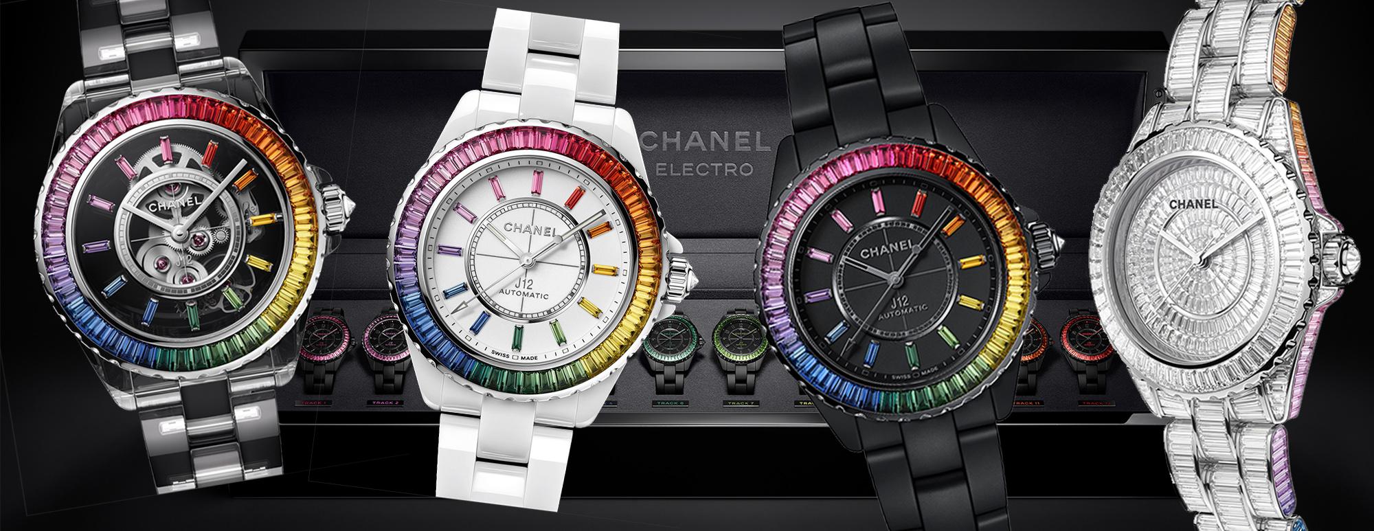Điểm qua những mẫu đồng hồ Chanel mới ra mắt trong năm 2021