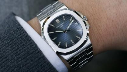 5 Lựa chọn tinh tế thay thế đồng hồ Patek Philippe Nautilus