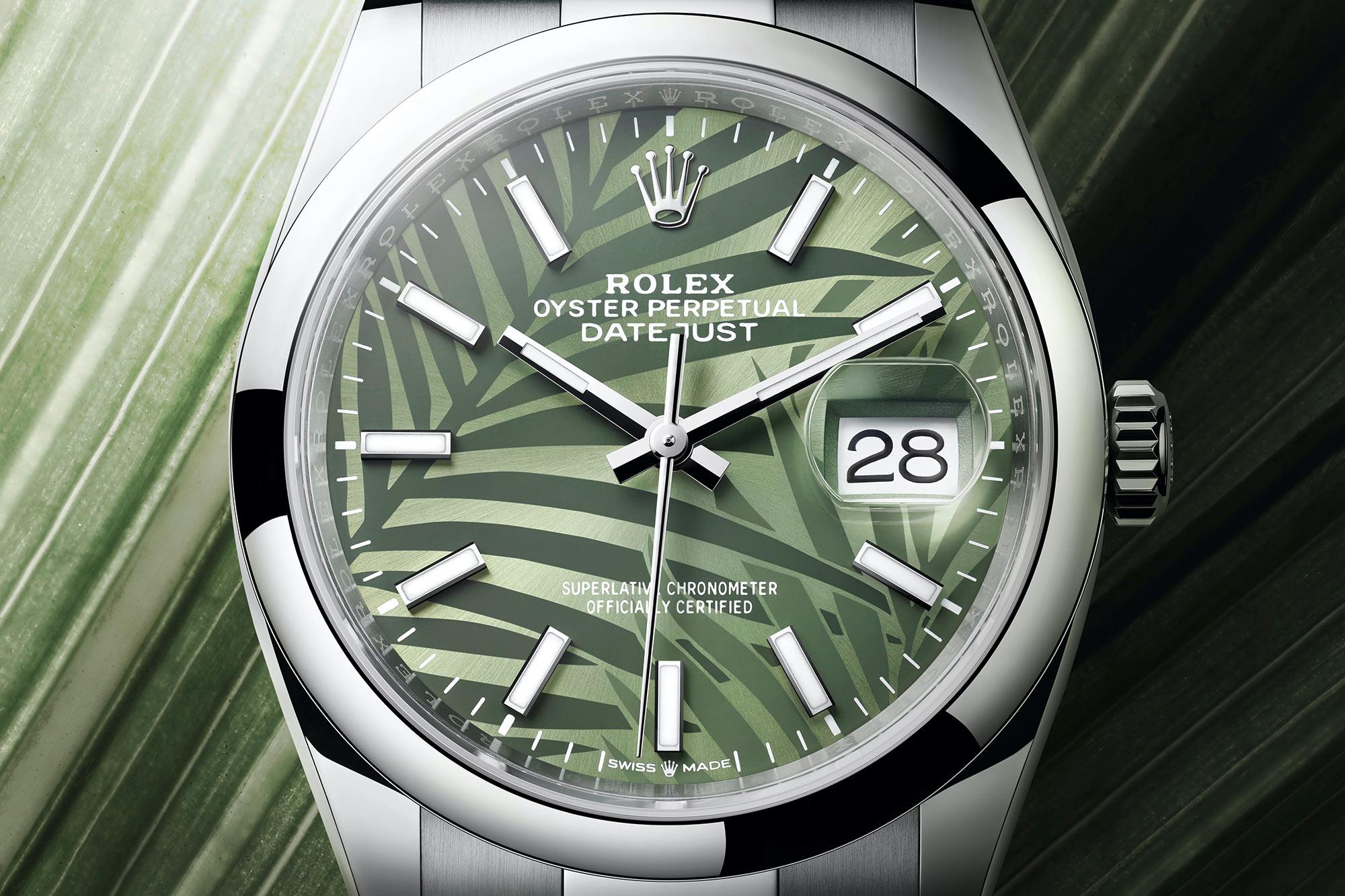 Top 9 đồng hồ màu xanh lá xuất sắc nhất hiện nay