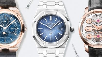Khám phá Big Five của ngành công nghiệp đồng hồ Thụy Sĩ