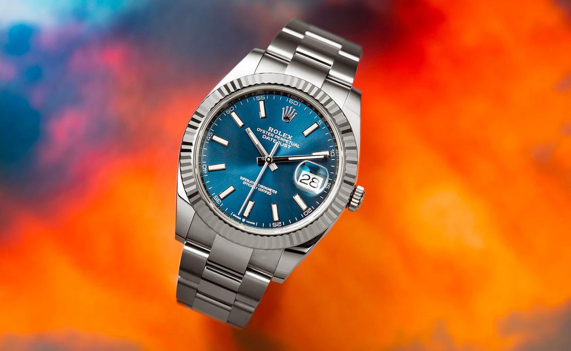 5 lý do tại sao đồng hồ Rolex Datejust là biểu tượng vượt thời gian