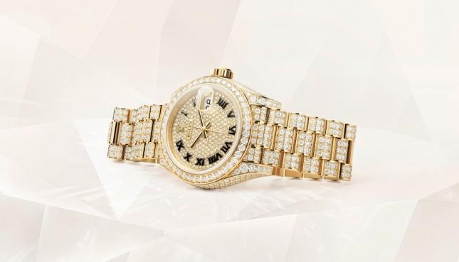 Top 5 đồng hồ vàng đẹp nhất xuất hiện tại Watches & Wonders 2021
