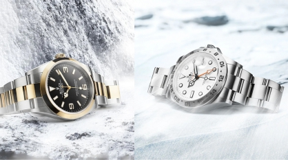 Nóng: Rolex chính thức trình làng phiên bản Explorer mới cùng những mẫu đồng hồ tuyệt đẹp