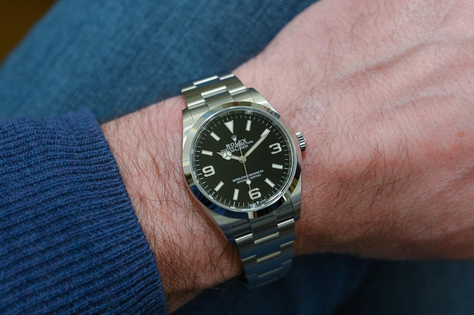 Những mẫu đồng hồ có giá dưới 10.000 EUR đáng chú ý tại Watches & Wonders 2021