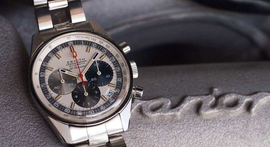 Những mẫu đồng hồ Zenith đáng chú ý nhất ra đời từ những năm 1960