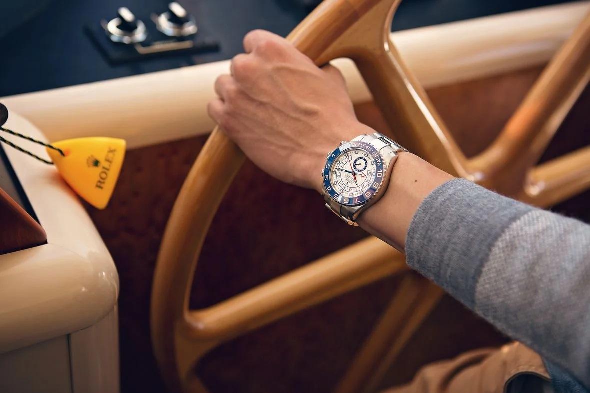 Cách chọn mua đồng hồ Rolex Yacht-Master II lý tưởng cho nam giới