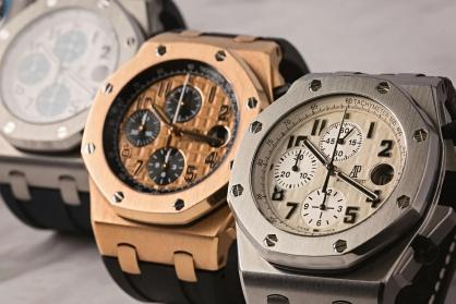 Gợi ý mua đồng hồ Audemars Piguet dành cho người mới