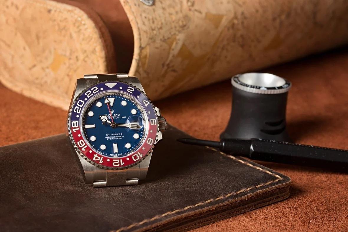 Tư vấn chọn mua đồng hồ Rolex GMT-Master II tốt nhất