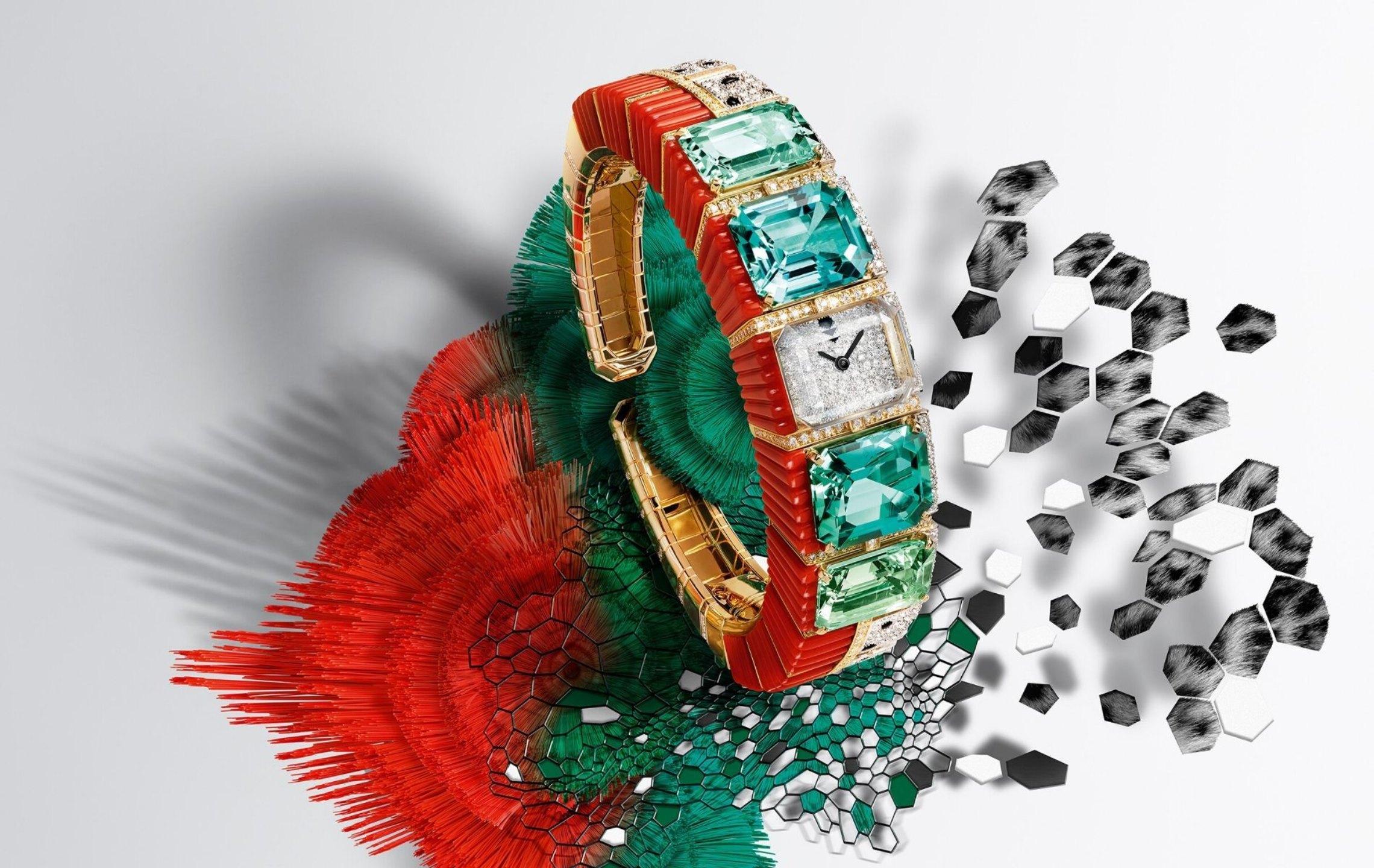 5 mẫu đồng hồ nữ lấp lánh tuyệt đẹp từ thương hiệu Cartier, Chanel, Chaumet, Piaget và Chopard