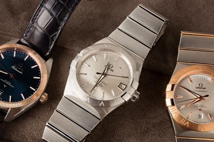 Tư vấn trước khi chọn mua đồng hồ Omega Constellation