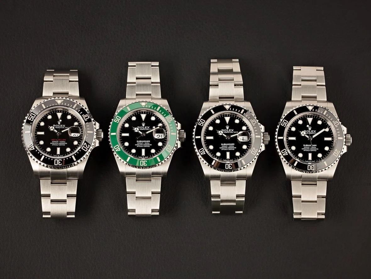 Tư vấn chọn đồng hồ thể thao sang trọng cho mọi quý ông