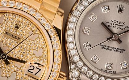 Nâng tầm phong cách với những mẫu đồng hồ Rolex kim cương lấp lánh