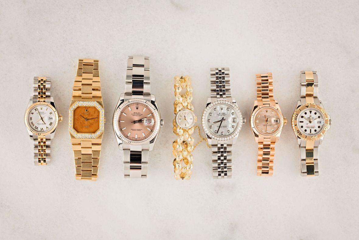 Tư vấn lựa chọn đồng hồ Rolex nữ cho các quý cô