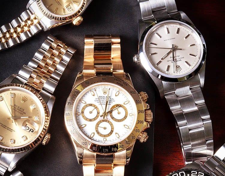 Chất liệu tạo nên đồng hồ có ảnh hưởng tới giá trị đồng hồ hay không?