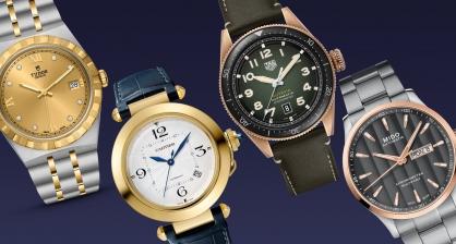 6 kiểu mặt số mà nhà sưu tầm đồng hồ nên biết