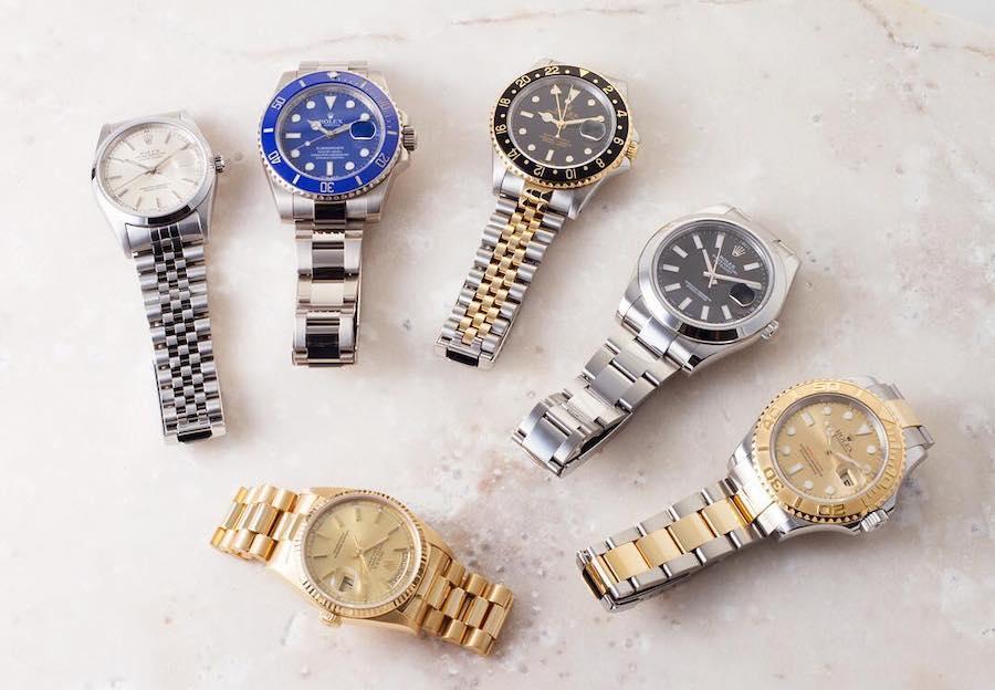 Tìm hiều tất tần tật về kích thước đồng hồ Rolex hiện có