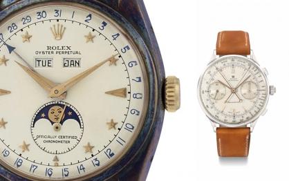 10 chiếc đồng hồ Rolex được khao khát nhất theo tổng hợp từ Christie