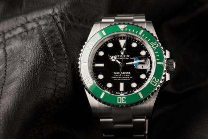 Đồng hồ Rolex Submariner: Ngày ấy Bây giờ