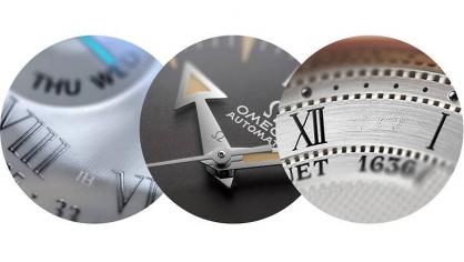 Khám phá những nét đặc trưng chỉ có riêng trên một số chiếc đồng hồ