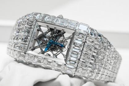 Ngôi sao thế giới và những chiếc đồng hồ triệu đô