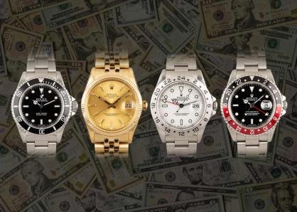 Những chiếc đồng hồ Rolex đáng để đầu tư năm 2021