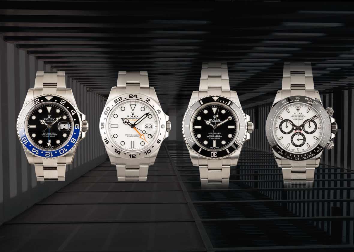 Top 7 chiếc đồng hồ Rolex từ thép không gỉ không thể bỏ qua