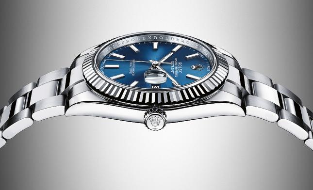 Sự phát triển thiết kế của mẫu đồng hồ biểu tượng Rolex Datejust