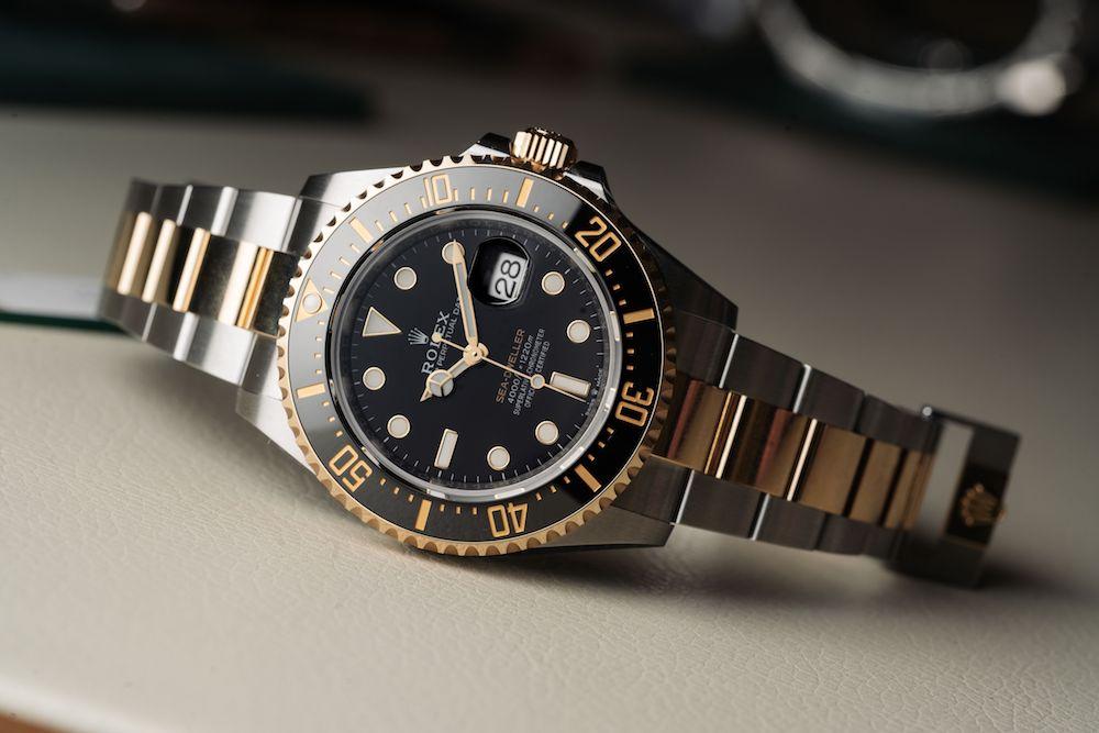 4 Mẫu đồng hồ Rolex Yellow Rolesor hàng đầu dành cho bạn