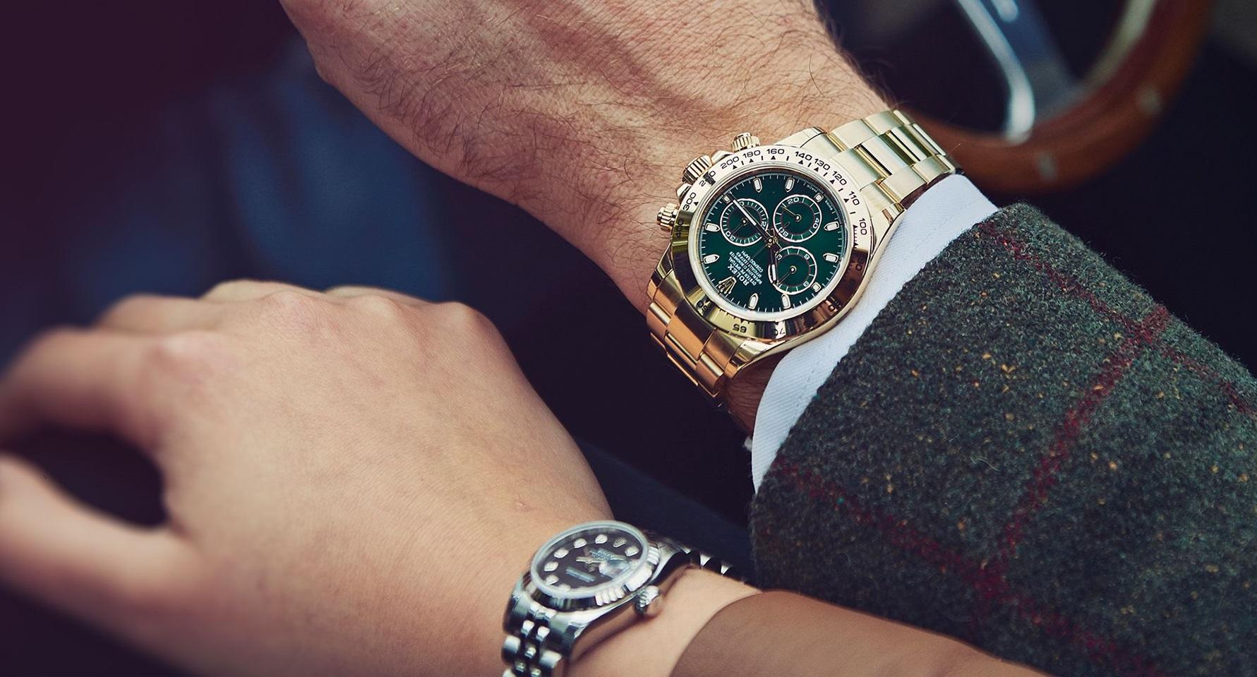 Khám phá những chiếc đồng hồ Rolex phải có dành cho nam và nữ