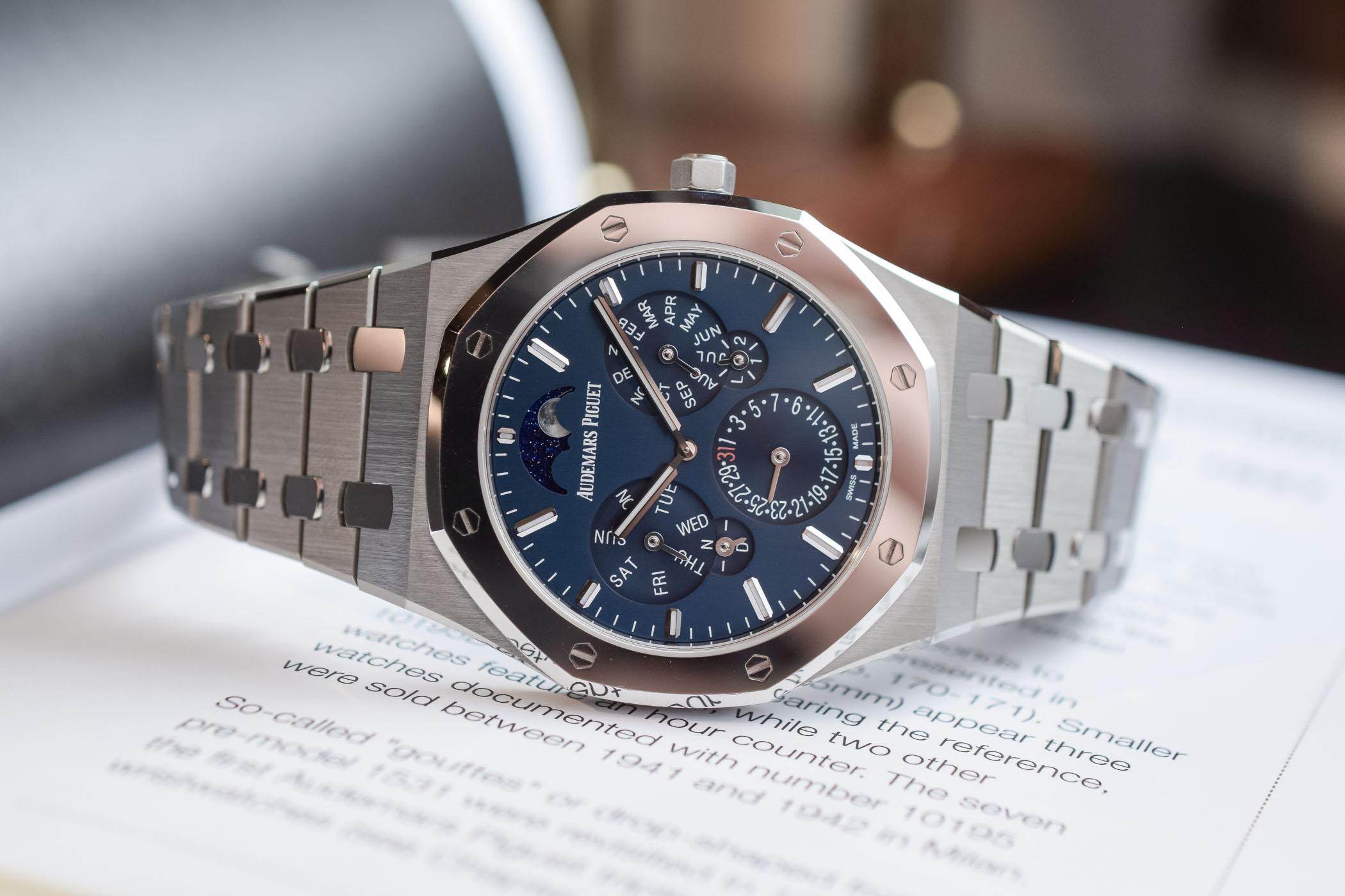 5 chiếc đồng hồ định nghĩa lại thiết kế đồng hồ siêu mỏng