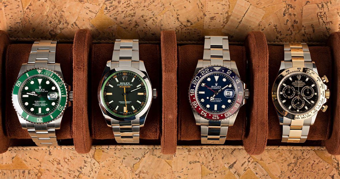 Tìm hiểu ý nghĩa của những chữ cái BLNR, BLRO, CHNR trên mã tham chiếu đồng hồ Rolex